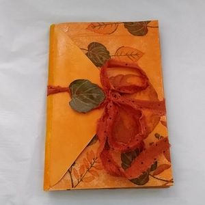 Fall Junk Journal Pumpkins #1